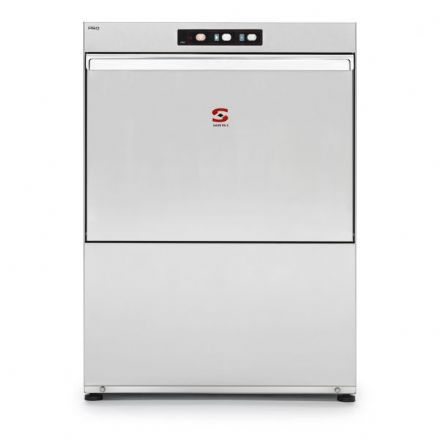 Sammic P-50B Professional Dishwasher 500x500mm. racks. Max. loading height: 330mm.